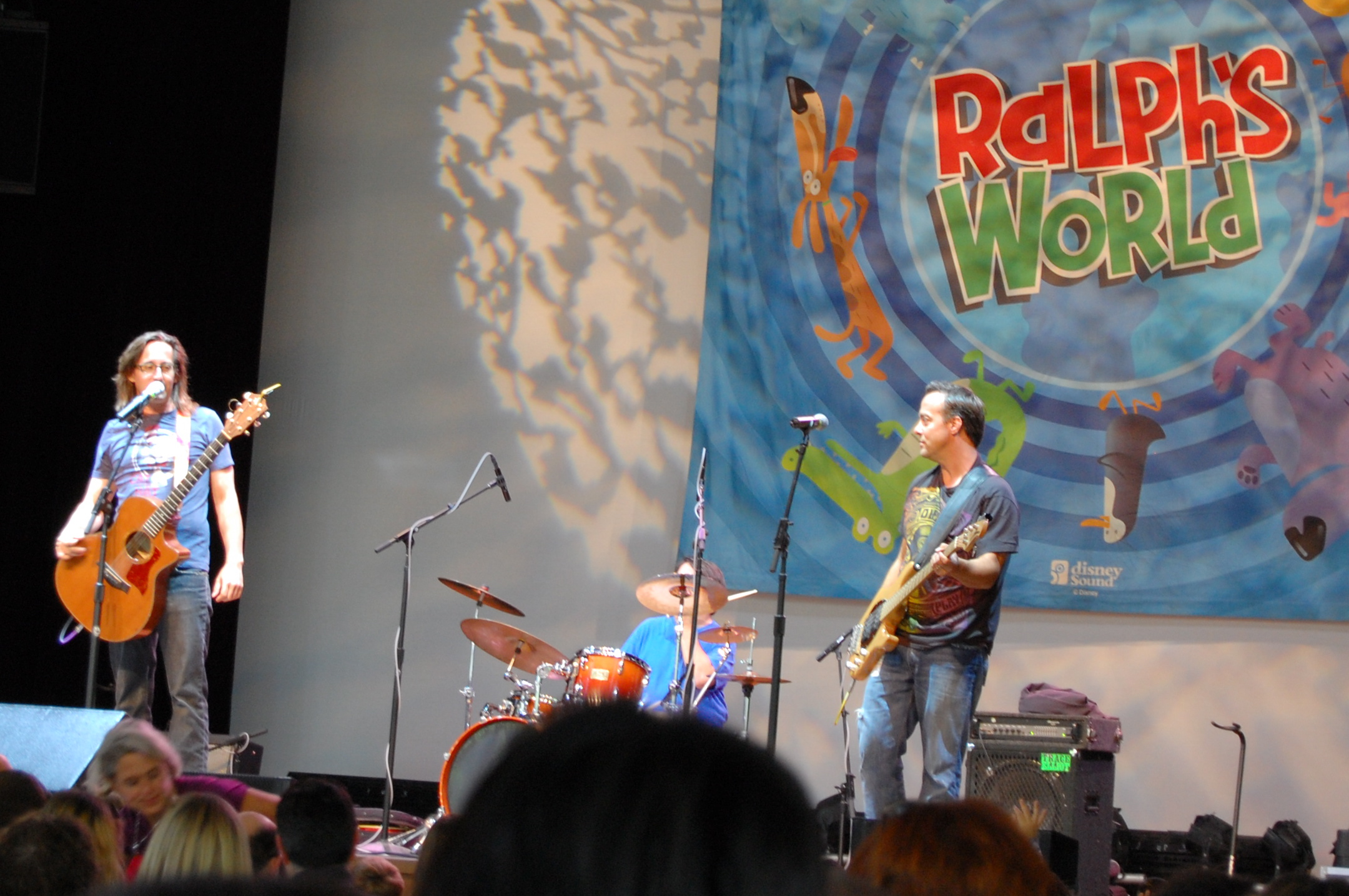 We saw Ralph's World at Ravinia Festival in 2009 - great seats. Thanks grandma!