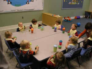 Child Care Resource List is a great resource for Champaign-Urbana families. Photo by