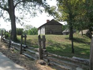 Lincoln Log Cabin III