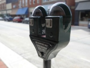 A Parking Meter Key is a CU Essential.  www.chambanamoms.com