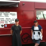 Crave Truck Champaign Urbana street waffles