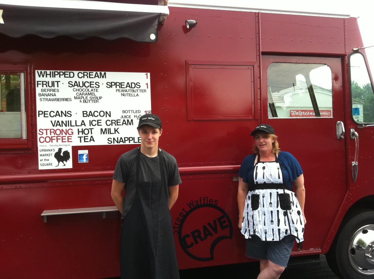 Crave Cafe Food Truck