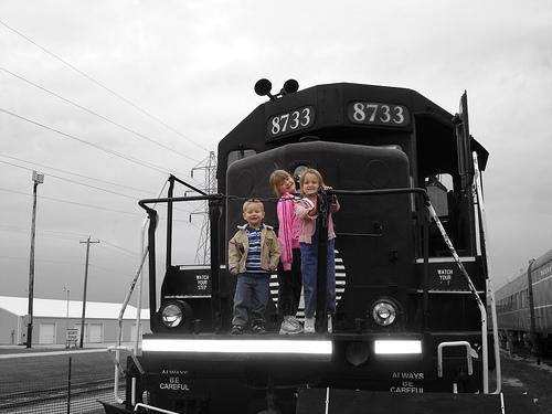 Monticello Railway Museum
