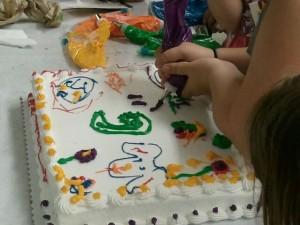 I.D.E.A. Store Champaign birthday party