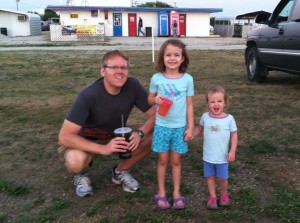 Harvest Moon Drive-In Gibson City
