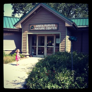 anita purves nature center urbana champaign