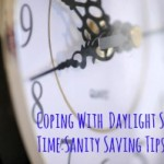 Coping With Falling Back: Sanity-Saving Tips