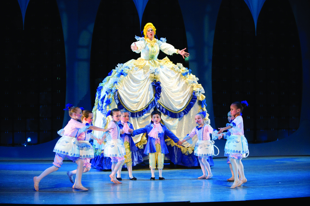 The Nutcracker Chronicles On To Krannert