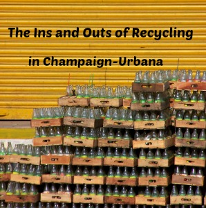 Guide to recycling in Champaign-Urbana