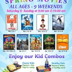 Savoy 16 free movies Spring kids