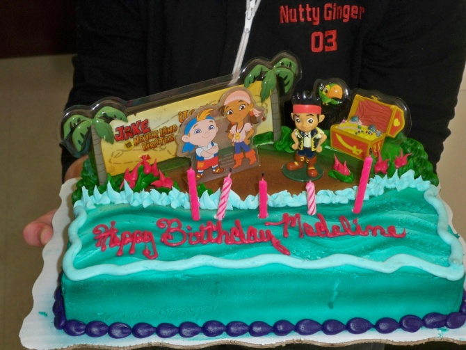 And The Neverland Pirates Cake Walmart A Pirate Themed Birthday Party