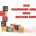 Champaign Urbana Daycare Guide 2013