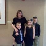 chambana mom to know amy craig and her three children
