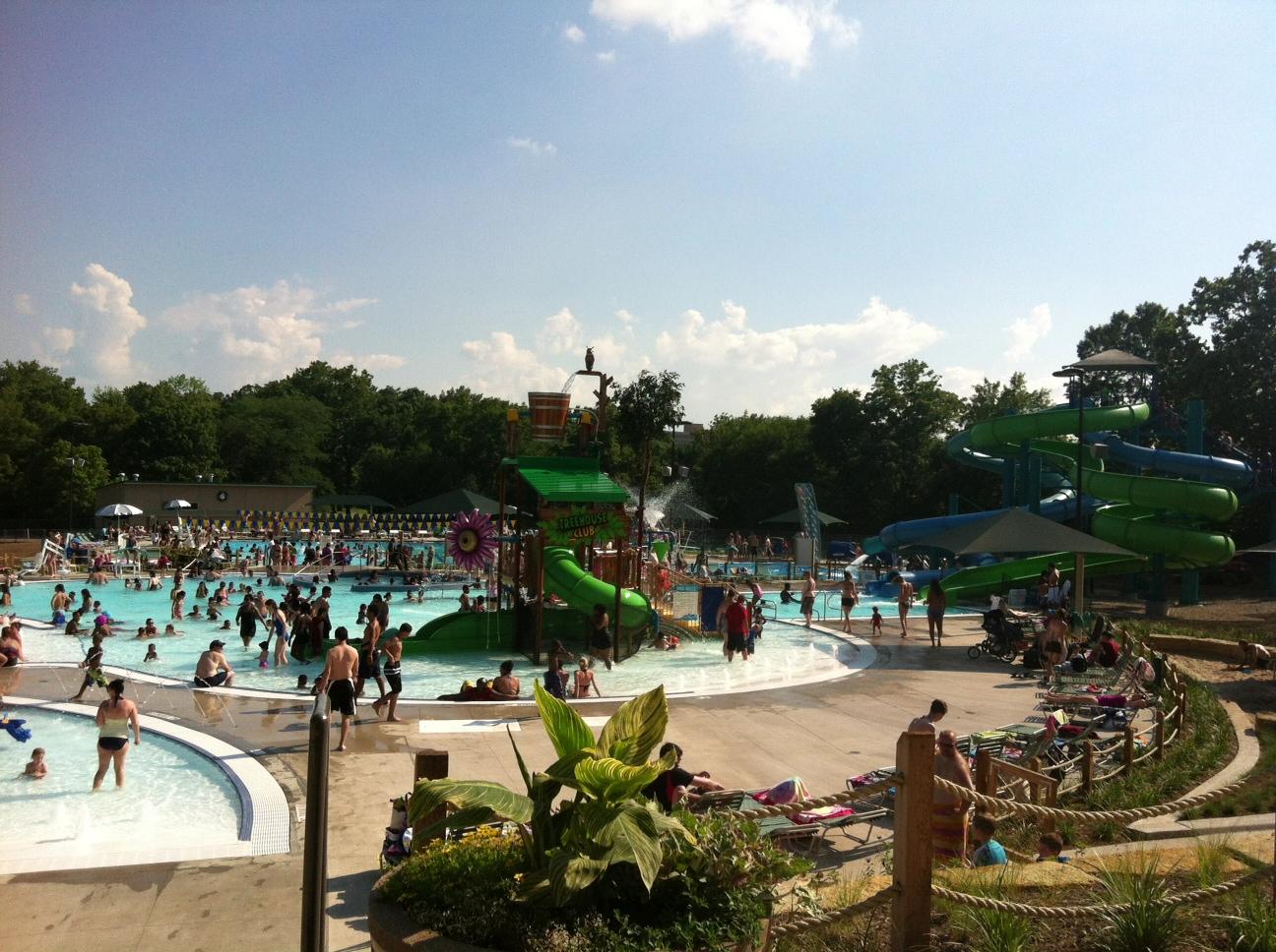 Back To School Bash At Crystal Lake Park Family Aquatic