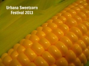 Urbana Sweetcorn Festival