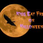 Kids Eat Free Halloween Champaign Urbana