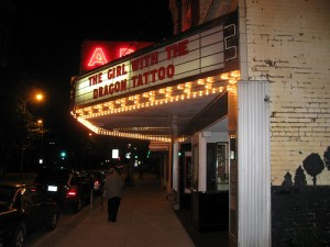 Champaign Art Theater. Photo by Flickr, goosefriend.