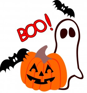A daytime, lighthearted game to extend and enjoy the Halloween fun!