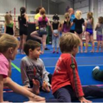 I-Power School of Gymnastics Giveaway Parents Shopping Night Champaign