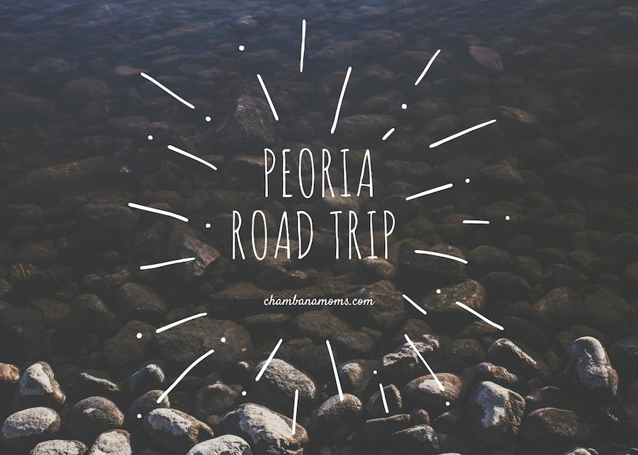 peoria road trip champaign