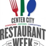 Champaign-Urbana Weekend Planner Sponsored by Center City Restaurant Week
