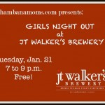 Champaign-Urbana Weekend Planner Sponsored by JT Walker's Brewery