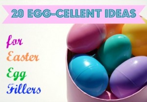 20 ideas for egg fillers. www.chambanamoms.com