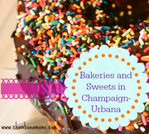 Champaign-Urbana Bakeries and Sweets. www. chambanamoms.com