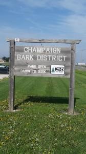 Champaign Bark District Dog Park www.chambanamoms.com