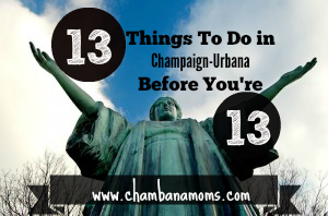 13 Things To Do In Champaign-Urbana for Kids