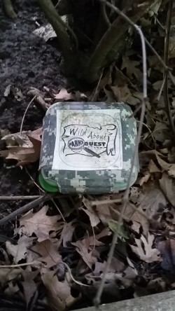 Letterboxing in Urbana on www.chambanamoms.com