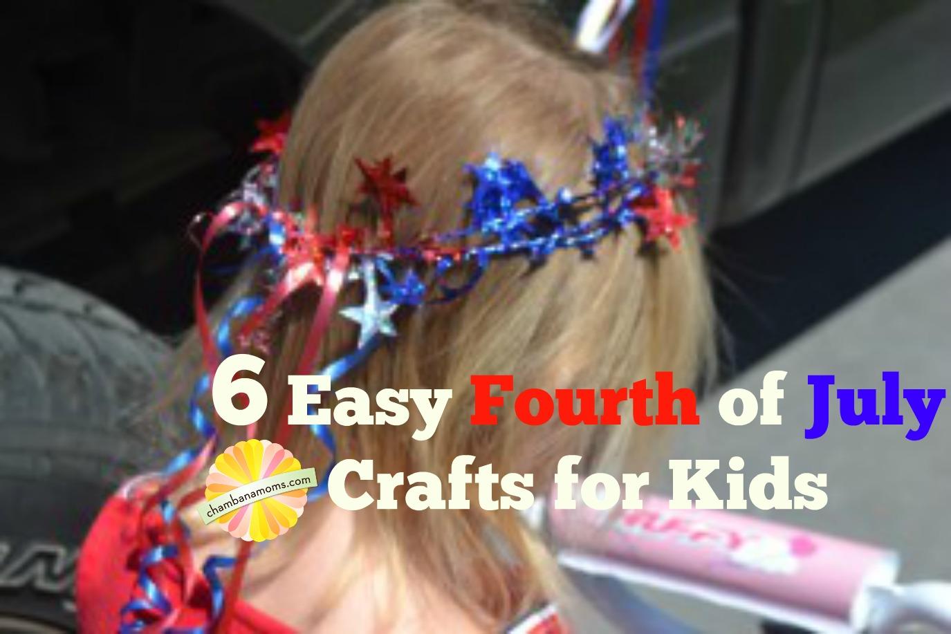 easy fourth of july craft ideas for kids. Black Bedroom Furniture Sets. Home Design Ideas