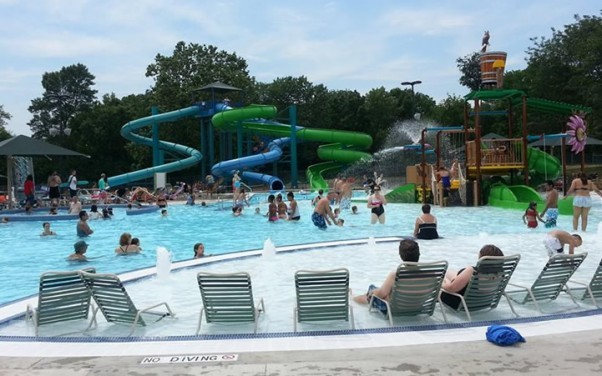 Urbana Park District S Crystal Lake Park Family Aquatic Center And A Giveaway