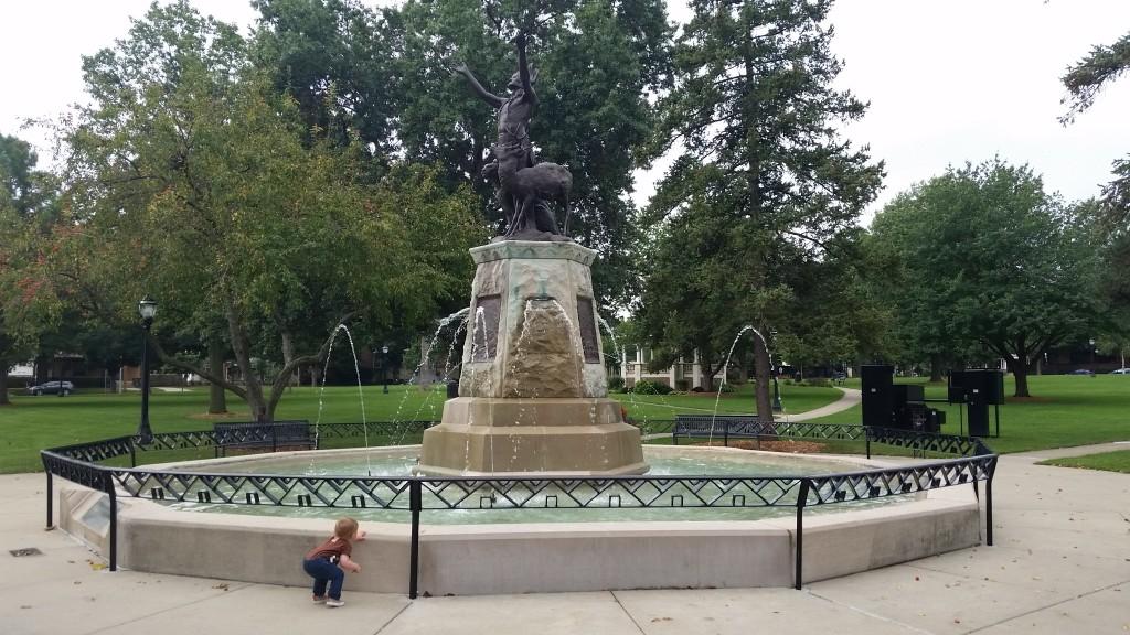 West Side Park Champaign