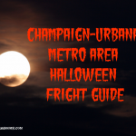 Champaign-Urbana Metro Area Halloween Fright Guide Sponsored by Finding's Boutique