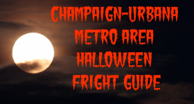 Champaign Urbana Halloween Fright guide