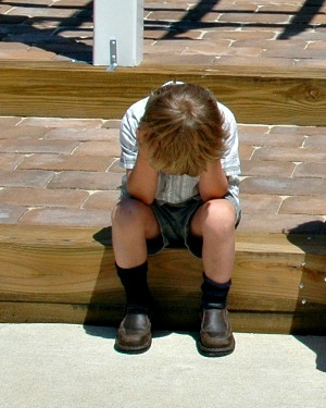 when your kids are sad in champaign- urbana, how do you know to get help? on www.chambanamoms.com
