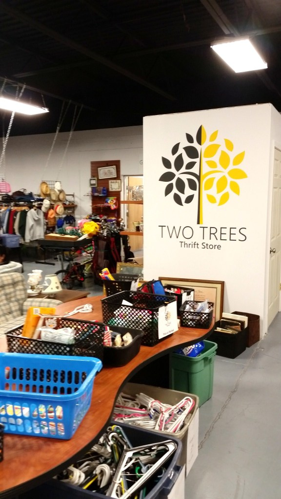 Salt light opens thrift store in champaign for Fish thrift store