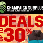 2014 Champaign-Urbana Black Friday and Small Business Saturday Guide Sponsored by Champaign Surplus