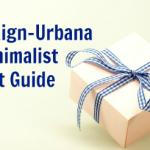 Minimalist Gift Guide