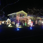 Mahomet 'Griswolds' Add New Piece to Holiday Light Display