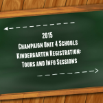 champaign kindergarten registration