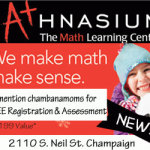 Champaign-Urbana Weekend Planner January 23-25 Sponsored by Mathnasium of Champaign