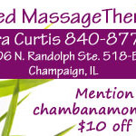 Meet Sara Curtis, Massage Therapist (and Enter to Win a 90 Minute Massage)