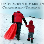 Best Sledding in Champaign-Urbana