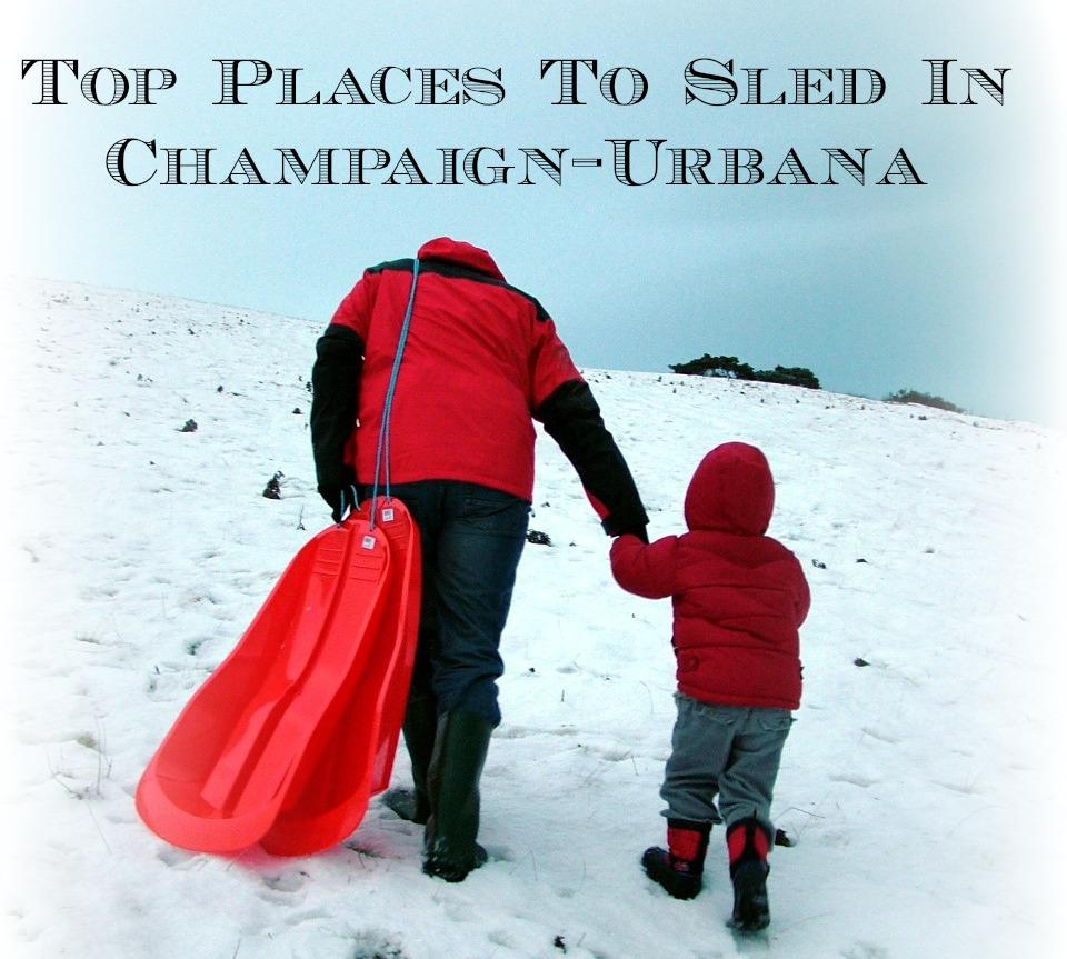 sledding champaign-urbana