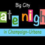 Big City Date Night in Champaign-Urbana