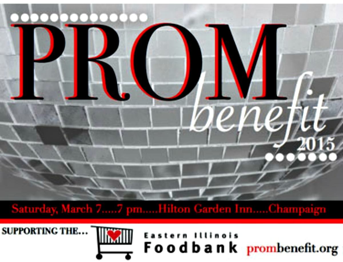 Champaign Urbana Weekend Planner February 27u2013 March 1 Sponsored By Prom  Benefit For Hunger Relief