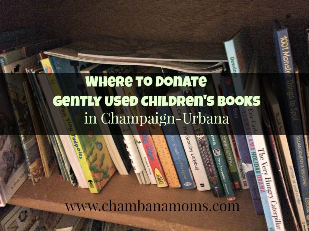 donatingchildrensbooksinchampaign