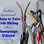 Readers Recommend: Where to Take Kids Skiing Near Champaign-Urbana